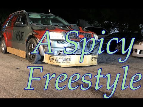 Ford Freestyle Custom Body Kit and Exhaust