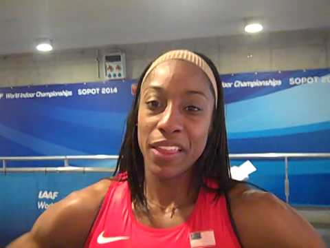 Chanelle Price Makes 800 Final At 2014 World Indoor Champs