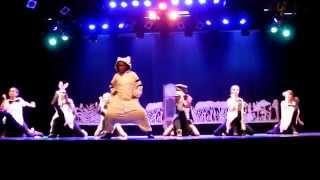 Danse Spectacle ADF 2015 Franconville