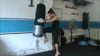 Heavy Bag Workout 1 by Funk Roberts