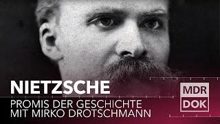 Nietzsche erklärt | Promis der Geschichte mit Mirko Drotschmann