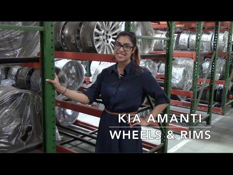 Factory Original Kia Amanti Wheels & Kia Amanti Rims – OriginalWheels.com