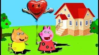 Мультики Свинка  Пеппа новые серии  Педро пригласил на свидание Мультфильмы для детей на русском