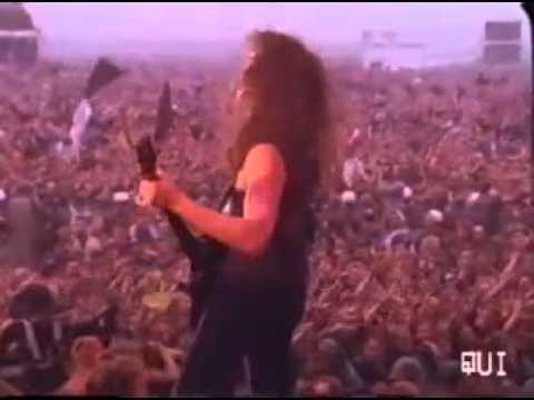 Metallica moscow 1991 crowd attendance