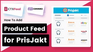 How to make WooCommerce Product Feed for PriceSpy or PrisJakt? - WebAppick