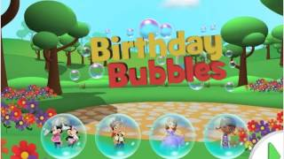 Mickey Mouse Clubhouse - Disney Junior Happy Birthday Game