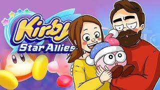 Wo bin ich, wer bin ich? AHRG! #15 🍥 Kirby Star Allies CO-OP
