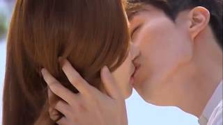 Romantic kiss in film  Korea