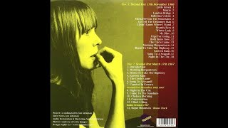 Joni Mitchell - Song To A Seagull (live at the Second Fret)