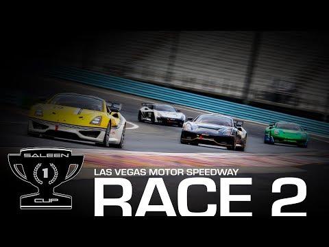 RACE 2 - LAS VEGAS MOTOR SPEEDWAY - Saleen Cup 2019