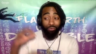 Discussing YouTube Suppression of Flat Earth content +