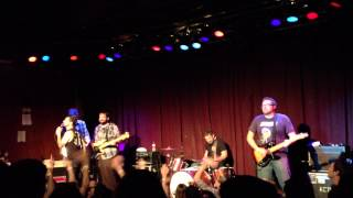 Further Seems Forever - The Moon is Down Live at The Social Orlando, Fl 2-15-13