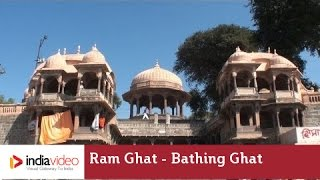 Ram Ghat on Shipra River Ujjain