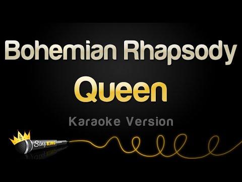 Queen – Bohemian Rhapsody (Karaoke Version)