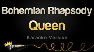 Queen   Bohemian Rhapsody (Karaoke Version)
