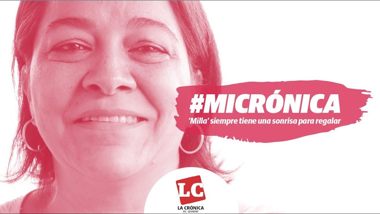 """Ella es la 'Milla de oro' en LA CRÃ""""NICA"""