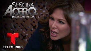 Señora Acero 2 | Recap (11132015) | Telemundo Novelas