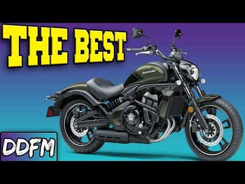 5 Best Beginner Cruiser Motorcycles of 2018!