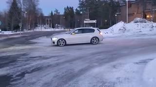 BMW M140i Milltek non resonated exhaust sound