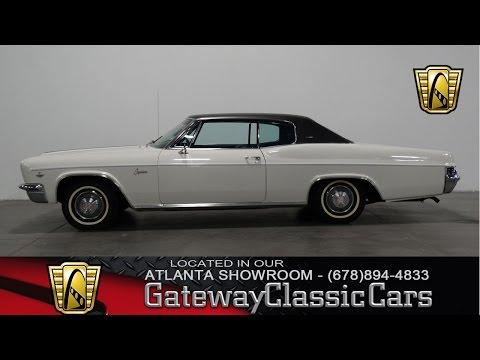 Video of '66 Caprice - KS6T
