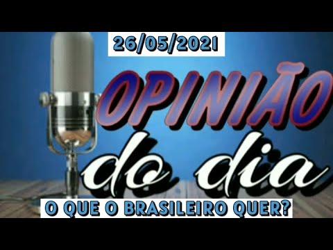 O que o brasileiro quer?