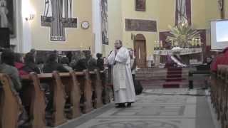 preview picture of video 'Rekolekcje - Ostrów Wielkopolski 2014'