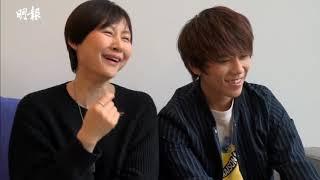 【專訪】欽點姜濤合演母子 景黛音:佢有吸引我之處