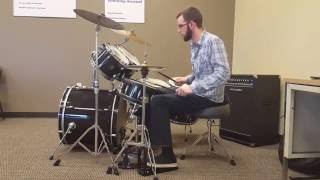James Taylor - Watchin' Over Me (Drum Cover)