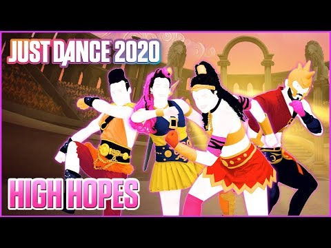 Just Dance 2020: High Hopes by Panic! At The Disco | Official Track Gameplay [US] thumbnail