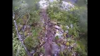 preview picture of video 'Trail du Roc de la Lune 2014'