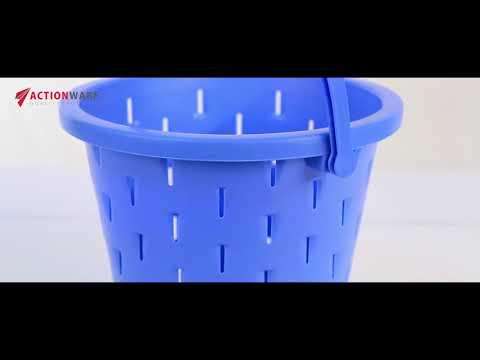 20Ltr Lid and Tap Plastic Water Buckets