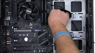 AMD Ryzen 5 1600 3 2 GHz 6-Core Processor (YD1600BBAEBOX