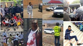 Breaking News: Rev Obofour's Mecho Men almost Mürder£d Tema MCE & his Officers