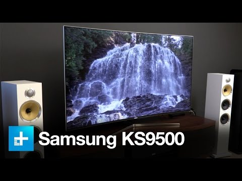 Samsung KS9500 SUHD 4K LED TV - Review