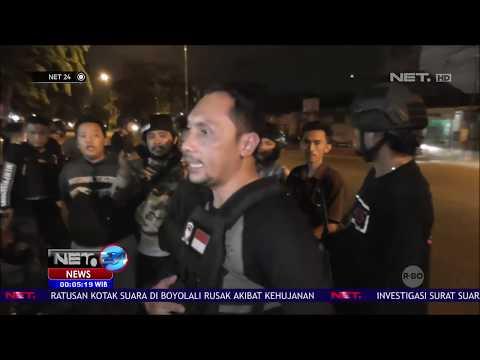 Tim Pegasus Bubarkan Balap Liar di Medan NET24