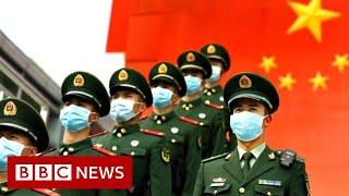 Coronavirus: China&39s Xi visits hospital in rare appearance - BBC News
