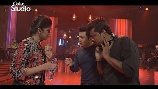 Coke Studio Season 9| BTS| Anokha Laadla| Basit Ali & Damia Farooq