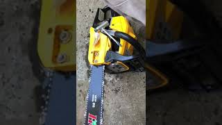Descargar MP3 de Homdox 20 Inch 52cc 2 Stroke Gas Powered Chain Saw