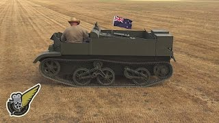 Bren Gun Carrier World Record SMASHED!!