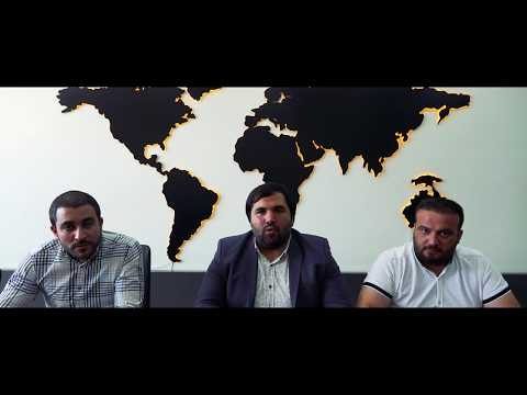 AİSAB - Ahıskalı İşadamları ve Sanayiciler Birliği Tanıtım Filmi