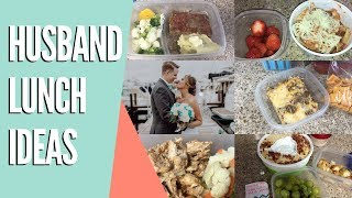 Husband Lunch Ideas | 5 Ideas That Are NOT Sandwiches | Ep 1.