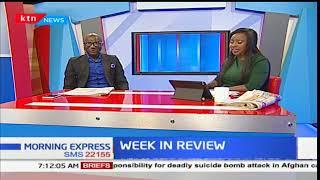 Week in Review:Raila Odinga's video cause uproar