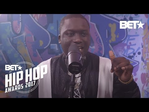 Zoey Dollaz BET Hip Hop Awards 2017 Instabooth Freestyle
