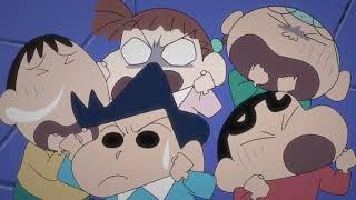 クレヨンしんちゃん 星空と学校の七不思議だゾ!【予告】