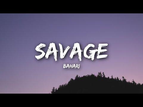 Bahari - Savage