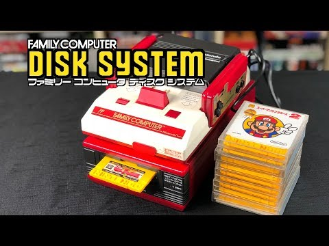 Nintendo Famicom Disk System - Buying Guide + Best Games!