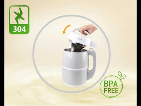 Máquina para bebidas vegetales Aigostar