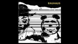 Bauhaus - Hollow Hills (lyrics)
