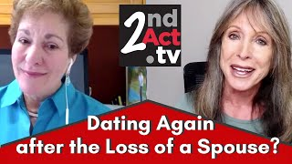 Making the Decision to Start Dating after the Loss of a Spouse and Finding Love Again!