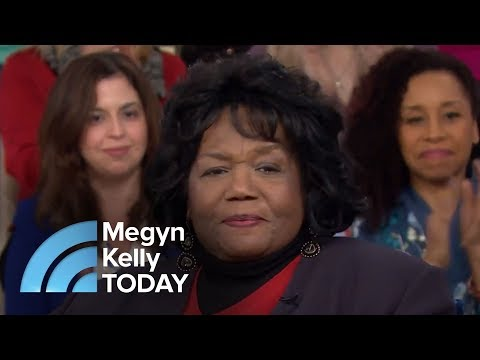 Little Rock Nine Member Looks Back At Integrating White High School In 1957 | Megyn Kelly TODAY